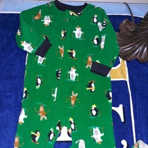 Carter's boy pajamas